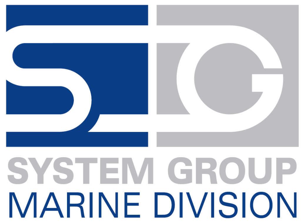 SYSTEM GROUP MARINE DIVISION LOGO